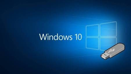 How to Install Windows 10 from USB?
