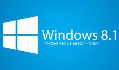 Windows 8.1 Crack + Product Key Generator Free Download 2021