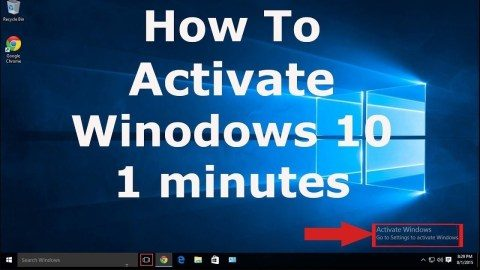 How To Activate Windows 10? 2 Free Methods