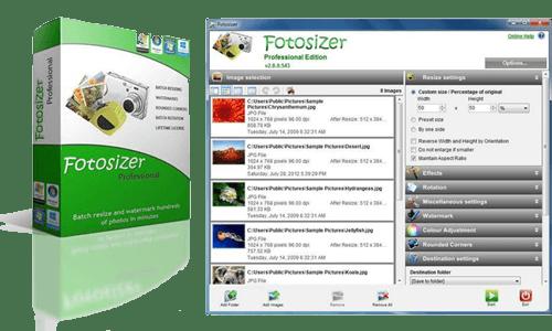 Fotosizer Professional Edition Crack