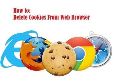 How to Delete Cookies From All Web Browsers?